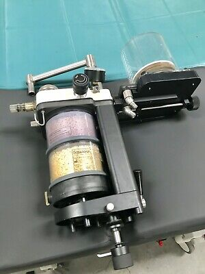 Ohio GMS DBL Anesthesia Machine Absorber REF: 0309-0170-800
