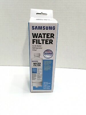 Samsung Genuine DA97-17376B Refrigerator Water Filter 300 Gallons 1-Pack, NEW