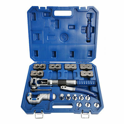 WK-400 Universal Hydraulic Expander & Flaring Tool Accurate Pipe Fuel Line Kit