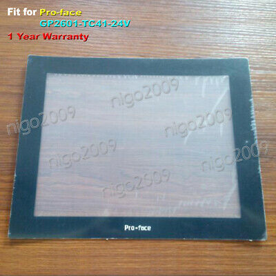 Screen Film 1 Year Warranty for Pro-face GP37W2-BG41-24V Touch Screen Glass