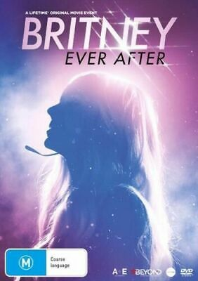Britney Ever After DVD R4 New Britney Spears