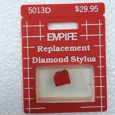 EMPIRE 5011D NEEDLE STYLUS for ADC R-4 R-6-E R-27 ADC 660 770 809 Point 4 100-D7