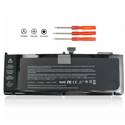 A1321 MacBook 15 laptop battery for Apple MacBook Pro 15 inch Mid 2009 Mid 2010