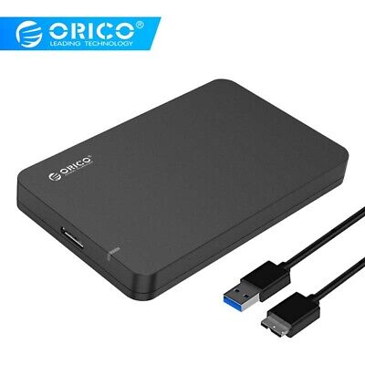 ORICO 6Gbps 2.5 Inch SATA 3.0 Hard Drive Enclosure Case For 7mm/9.5 mm HDD SSD