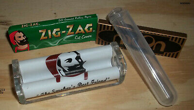 ZIG-ZAG 70mm S8P5  Roller - Free Papers/Doob Tube/Shipping! USA