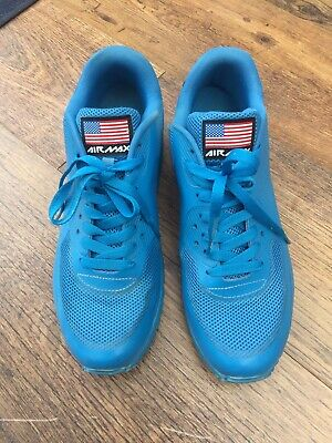 eb72dc73652 FRENCH BLUE - Nike Air Max Trainers . Size Uk10