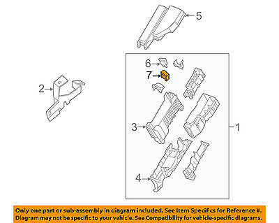 NISSAN OEM 13-18 Altima Fuse Relay-Fusible Link 24370C994A