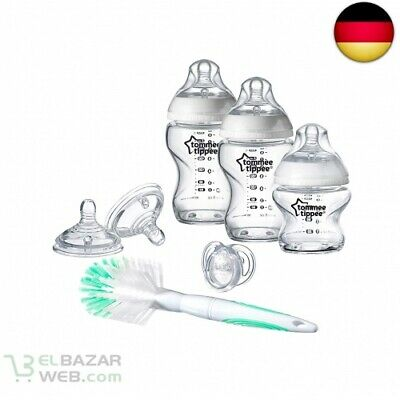 Tommee Tippee 42245051 Baby glas-kit, transparent