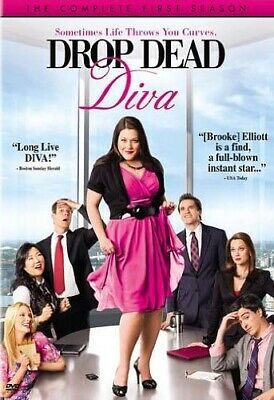 Drop Dead Diva - The Complet Saison 1 (Coffret) Neuf DVD