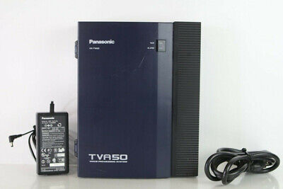 Panasonic KX-TVA50 Voice Processing System With PSU 583