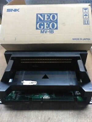 Rare Snk Neo Geo Mvs Motherboard Arcade One Slot  New !!! Mb 1V