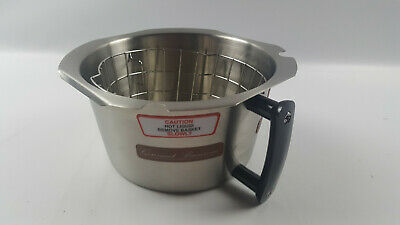 """Wilbur Curtis  Brew Cone Assembly with  Steam Guard Commercial-Grade Brew Basket Stylized Gemini /""""Hot Coffee/"""" Each WC-3417"""