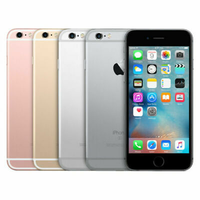 "Apple iPhone 6S - 4.7"" 64GB GSM Unlocked Worldwide AT&T T-Mobile"
