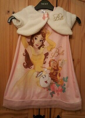 nwt girls night dress age 2-3 years disney @ george