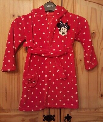 girls dressing gown age 18-24 months george
