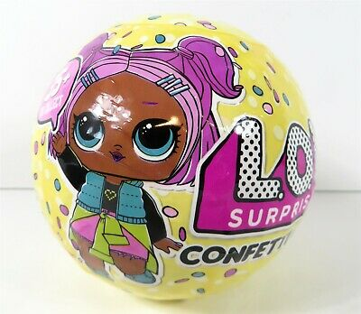 LOL Surprise Confetti Pop Series 3 Wave 1 L.O.L. Doll Brand New Sealed