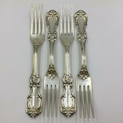 "71g 7 5//8/"" Towle Grand Duchess Sterling Silver Dinner Fork No Mono"