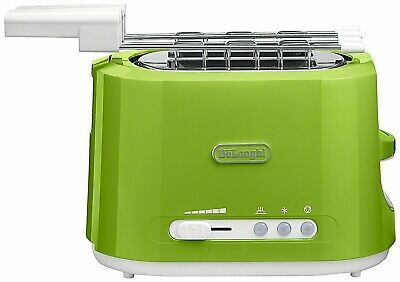 Toaster Electric 2 Pliers Coloured Toast Warmer Brioches Class a Delonghi