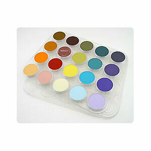 Pan Pastel Palette Tray Holds 20