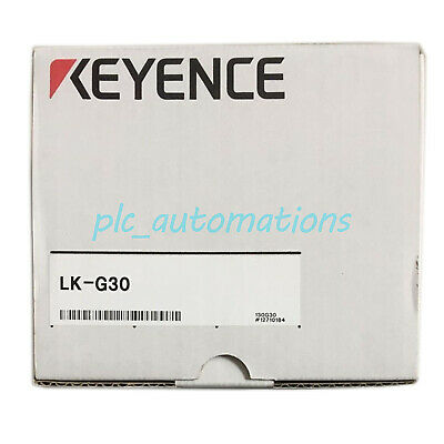 New in box Keyence LK-G30 Laser Displacement Sensor LKG30 One year warranty