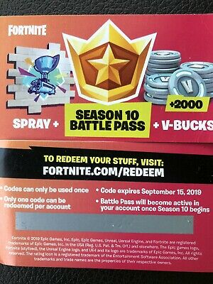 How To Redeem A Code In Fortnite Dot Esports