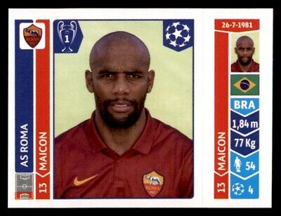 Panini Champions League 2014/15 - Maicon AS Roma No. 400