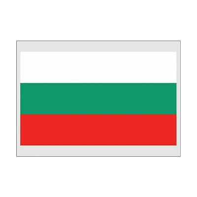 13551275 A1 (84x59cm) Poster Illustration of flag of Bulgaria, a horizontal...