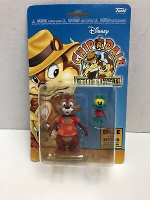 Funko Chip N Dale Rescue Rangers Dale & Zipper Disney Action Figure Collectible