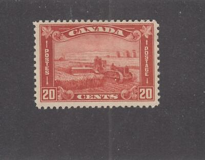CANADA (MK1443) # 175  VF-MH  20cts  ARCH/LEAF HARVESTING WHEAT CAT VALUE $100