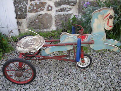 Pedales Année Jouet Cheval A Ancien 50voiture Bambino PedalesTbe A4jL35Rq