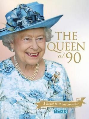 The Queen at 90: A Royal Birthday Souvenir, Gill Knappett, Very Good Book