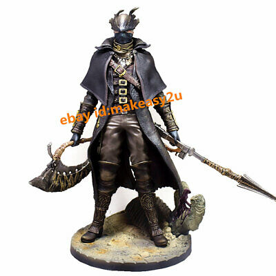 """Bloodborne The Old Hunter 1/6 Scale Action Figure 12"""" Toy Doll New no Box"""