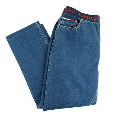 90s OG Tommy Hilfiger WOMENS Spell Out Jeans - 13