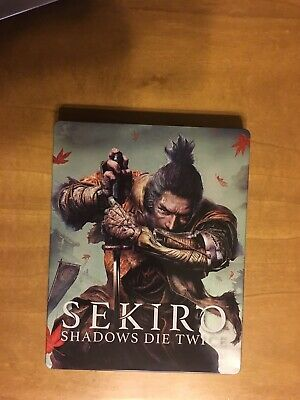 Sekiro Shadows Die Twice - Steelbook Edition PS4