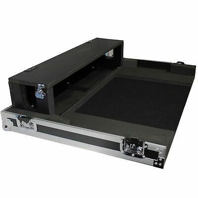 Fits Behringer X32 Compact Mixer Case with Doghouse and Wheels