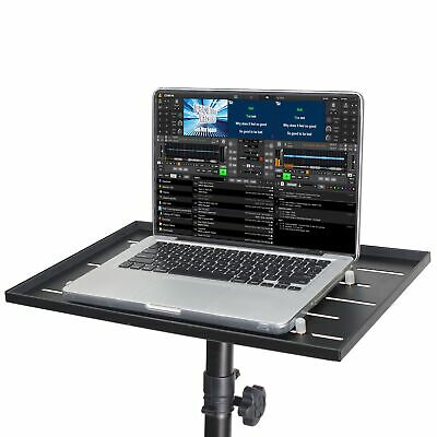 "Laptop/Projector Tray for 1 3/8"" Pole/Tripod Stand"