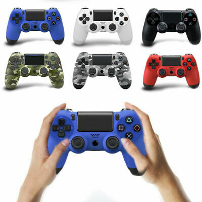 UK PS4 Wireless Bluetooth Game Controller Gamepad Joystick for Sony PlaySation 4
