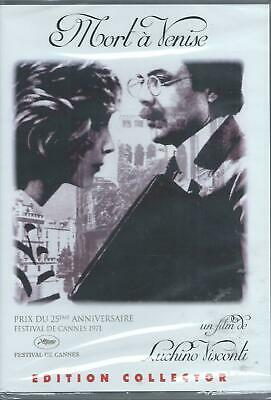 MORT A VENISE  Collector 2 DVD Luchino Visconti  NEUF SOUS BLISTER