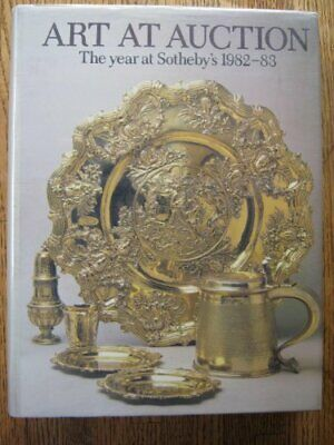 Art at Auction (SOTHEBY'S ART AT AUCTION) by  0856671800 FREE Shipping