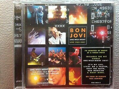 Bon Jovi - One Wild Night von Bon Jovi (2001)