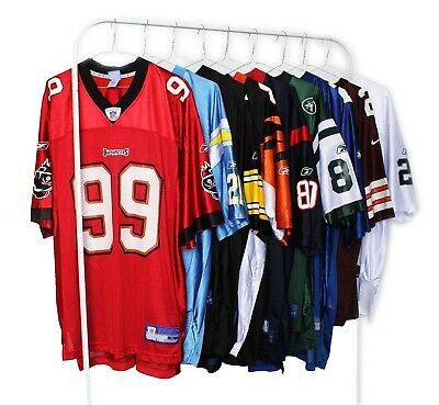SALE NFL Jerseys Vintage Football Authentic Print & Stitched Mixed Sizes & Teams