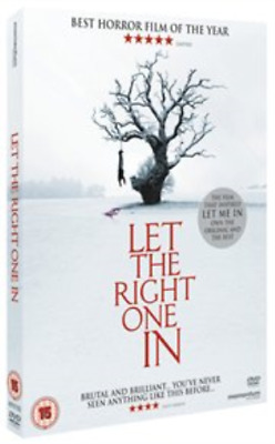 Kare Hedebrant, Lina Leande...-Let the Right One In DVD NEUF