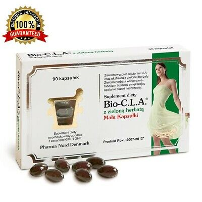 Pharma Nord Bio-CLA + Green Tea - 90 Capsules 90 caps FAST DISPATCH