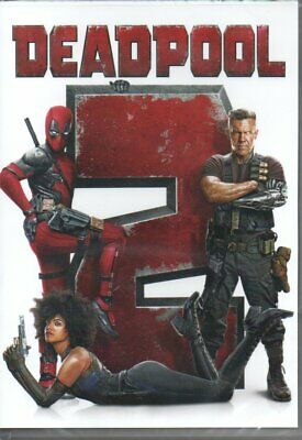 Deadpool 2 Dvd Marvel