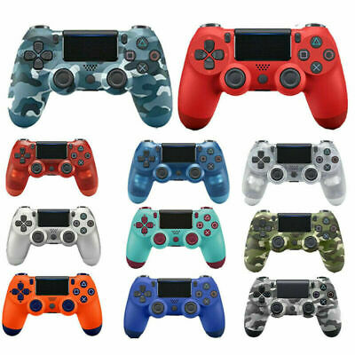 UK PS4 Wireless Bluetooth Game Controller Joystick Gamepad for Sony PlaySation 4