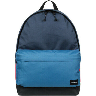 Quiksilver Mens Everyday 25L Padded Poster Travel Daypack Backpack Bag
