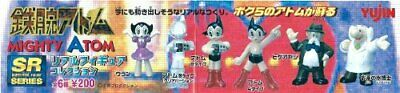 SR Astro Boy real Figure Collection Gacha whole set of 6