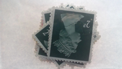 1p-2.5p Unfranked Stamps Collectable