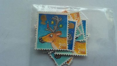 2nd Class Collectable Stamps Unfranked