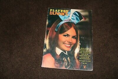 Playboy Bunnies #1 1972 rare special edition great shape